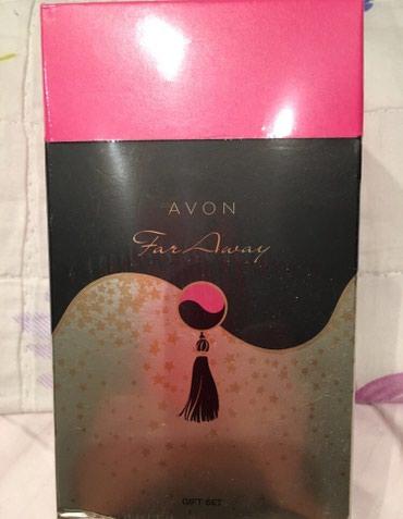 Avon Far Away, оригинал, привезли из Лондона. в Бишкек
