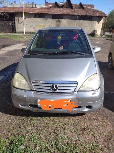 Mercedes-Benz A 160 1.6 л. 1999