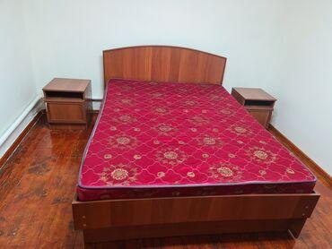 Продаём б/у спальный гарнитур в хорошем в качестве, кровать 180/ 140