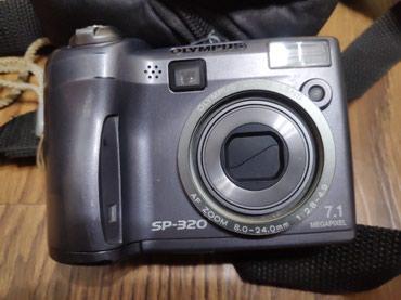 Продаю цифровой фотоаппарат Olympus SP-320. в Бишкек