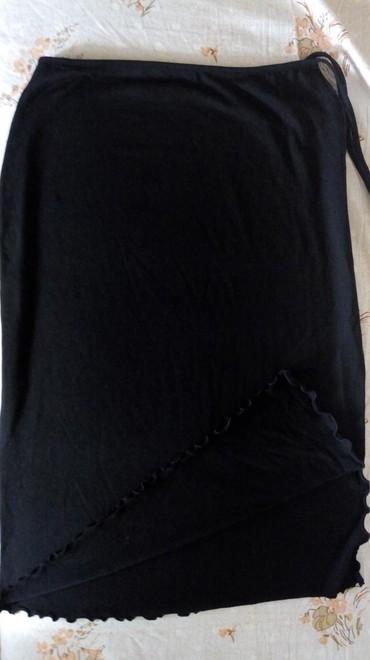 Suknja nova,kraca, lagana sa elastinom..obim struka 80..duz..56cm. - Kraljevo