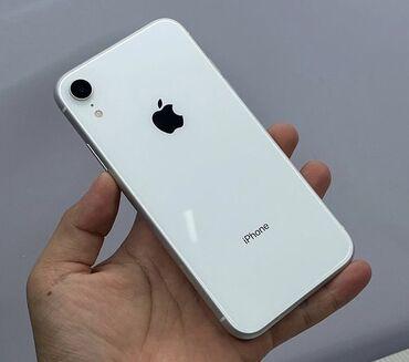 соски в Кыргызстан: Б/У iPhone Xr 128 ГБ Белый