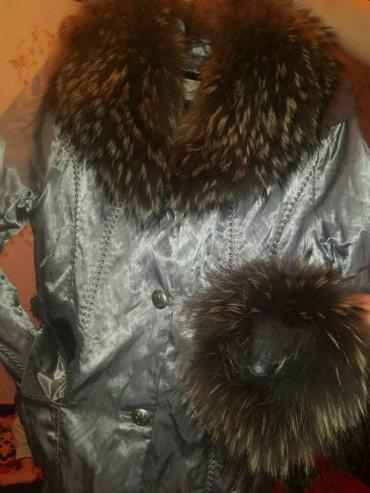 Женская куртка зима с капюшоном в Кант