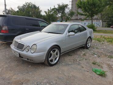 Mercedes-Benz CLK-Class 3.2 л. 1998 | 250000 км