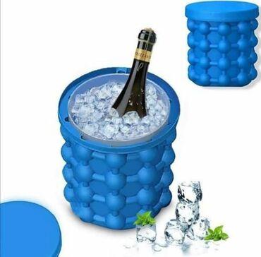 Ostala oprema za kuhinju | Srbija: Silikonska posuda za led: 1300 din-Jednostavno napunite vanjsku komoru