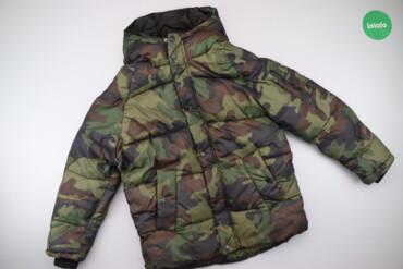 Підліткова куртка у камуфляжний принт Zara Kids, вік 11-12 р., зріст 1