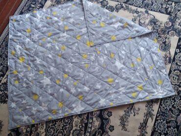 """37 объявлений: Продаю детское одеяло """"Звёздочка"""". Подходит для детей 1-5 лет. Длина"""