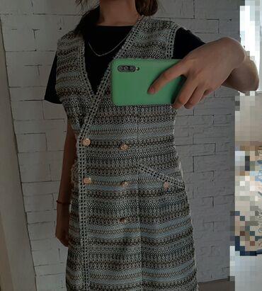 зимние платья в Кыргызстан: Торг уместен. Размер: M.  Итальянский бренд: isabel garcia. Прекрасное