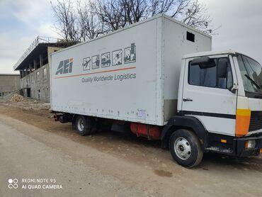 mercedes benz 814 в Кыргызстан: Мерседес 814 6куп простой