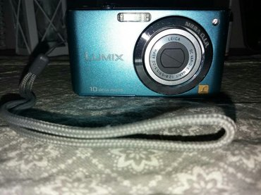 Panasonic digitalni fotoaparat, model lumix. Izuzetno lepo ocuvan, - Batocina