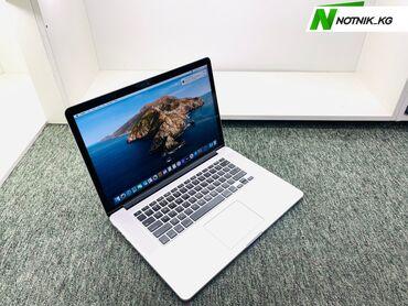редми 7 про цена в бишкеке в Кыргызстан: Для сложных задач-MacBook Pro-модель-A1398-процессор-core
