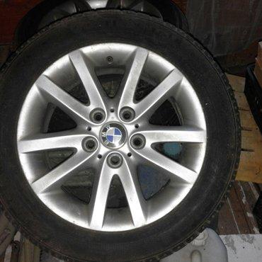 Bmw 6 серия 630cs mt - Kraljevo: Bmw 16 felne plus gume letnje continental sport contact