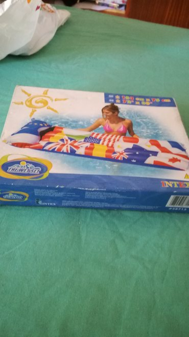 Pool Float Raft, sealed. 183 X 76 cm σε Kamatero