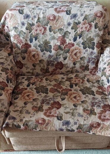 """Кресло-кровать фирмы """"Лина"""" новое, турецкий механизм, пружины.Размер"""