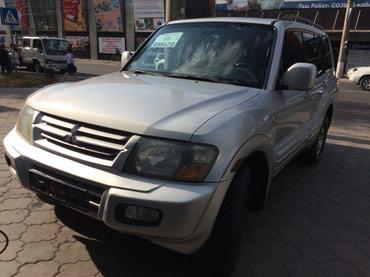 Mitsubishi Montero 2001 в Бишкек