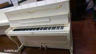 Продается пианино немецкой фирмы Рёниш. Пожалуй, самая красивая в Баку