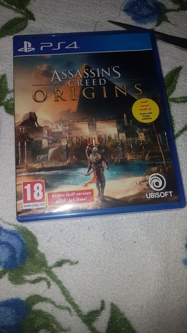 Assasins cred origins ps4 в Лебединовка