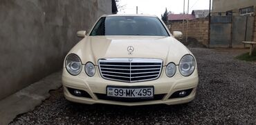44 elan   NƏQLIYYAT: Mercedes-Benz E 220 2.2 l. 2008   442472 km