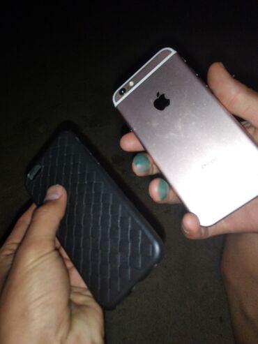 Электроника - Тогуз Булак: IPhone 6s   32 ГБ   Коралловый Б/У