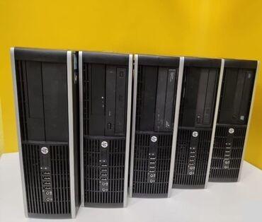 Системники для офиса HP Compaq 8200 Elite SFF - intel i5 - 2400