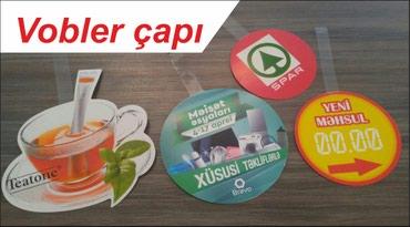 Bakı şəhərində Vobler capi