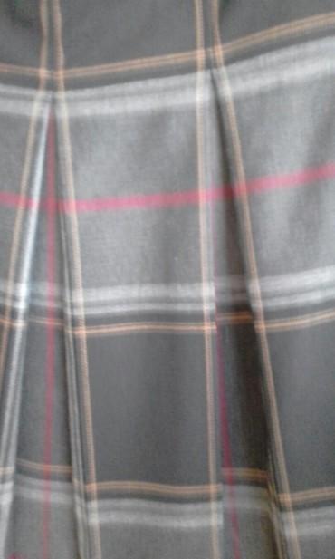 юбка-новая в Азербайджан: Новая юбка 8 складок на кокетке,размер L/Xl