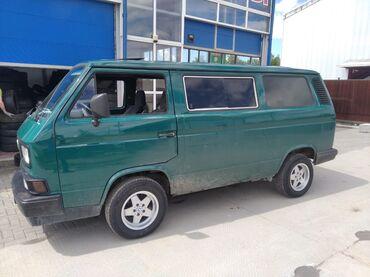Volkswagen Azərbaycanda: Volkswagen Transporter 1.8 l. 1986 | 2000 km