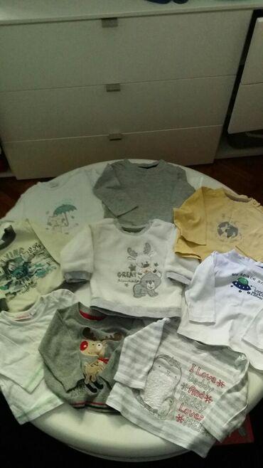 Dečiji Topići I Majice | Sombor: Majice za bebu decaka svih 9 za 550 din