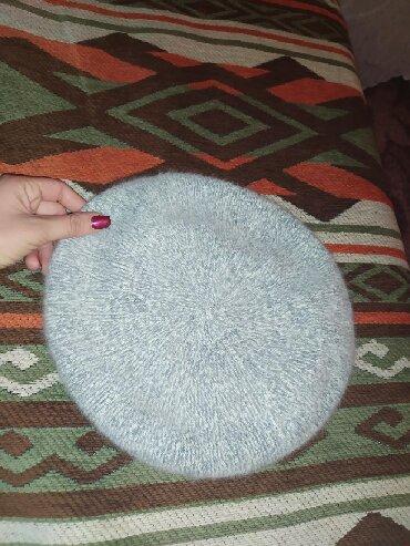 Zenski jako - Srbija: Zimska zenska kapa. Jako lepa, nosena jednom