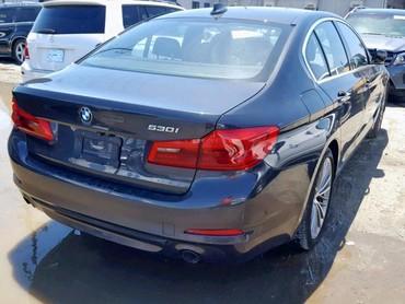Bakı şəhərində BMW 530 2017- şəkil 3