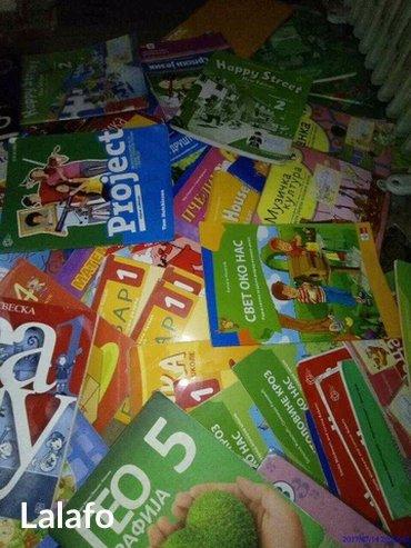 Prodaja udžbenici za osnovnovi i polovni(veoma ocuvani) - Crvenka