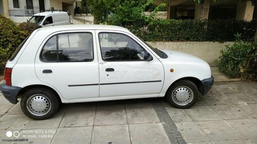 Nissan Micra 10 l. 1996 | 208000 km