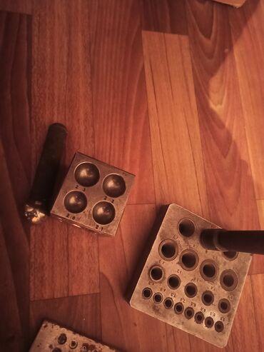 квартира за 10000 в месяц in Кыргызстан | СНИМУ КВАРТИРУ: Ювелирный инструмент. Анка с пунзелями. Расколотка касов