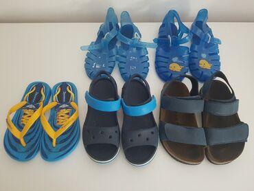 Za decu | Beograd: Sandale i japanke kao nove