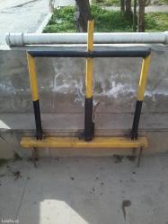 Bakı şəhərində Защитное устройство для парковки (новое) , подходит для стоянки на