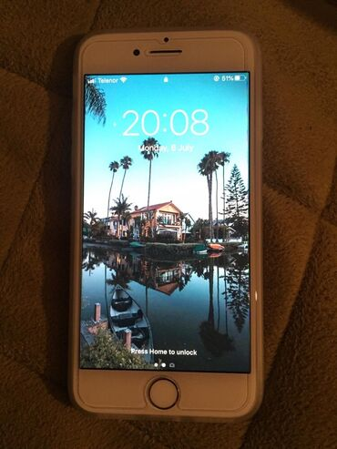 Mobilni telefoni - Beograd: Polovni iPhone 7 128 GB Silver