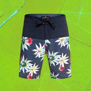 Шорты - Бишкек: Плавательные шорты (бордшорты) QUIKSILVER, DC Shoes