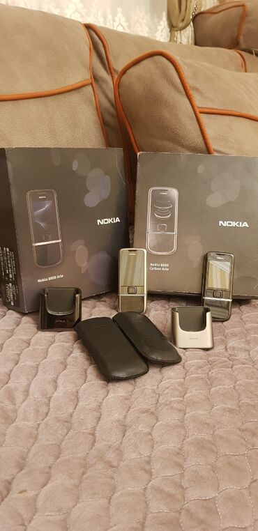 nokia 8800 gold в Азербайджан: Nokia 8800 arte