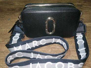 сумка жен в Кыргызстан: Женская стильная сумка Mark Jacobs в новом состоянии не носили