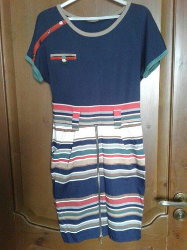 длинные платья из турции в Кыргызстан: Платье женское, произ-во Турция, средняя длина, размер 36, в хорошем
