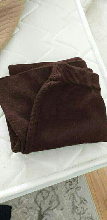 Продаю удобную юбку  Размер стандарт Коричневая