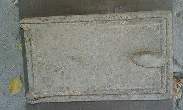 Дверца для контрамарки и печки. Большая - 250 сом, печка - 250 сом. в Бишкек