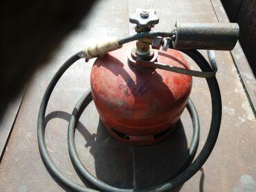 инструменты в Кыргызстан: Газовая гарелка