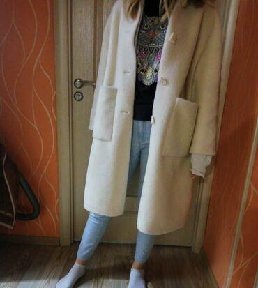 Новые Тедди-пальто/шуба,отличного качества,сидит очень красиво,тёплая