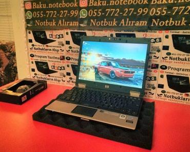 Bakı şəhərində Hp EliteBook 3Gb Ram (İşıqlı Klaviatura + Metal korpus) Səliqəli