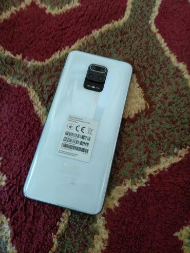 протеин для роста мышц купить в Кыргызстан: Xiaomi Redmi Note 9S | 64 ГБ | Белый