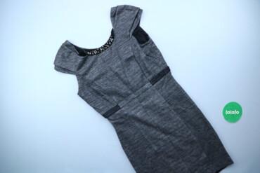Жіноча сукня з декором Comma, р. S    Довжина: 91 см Напівобхват груде