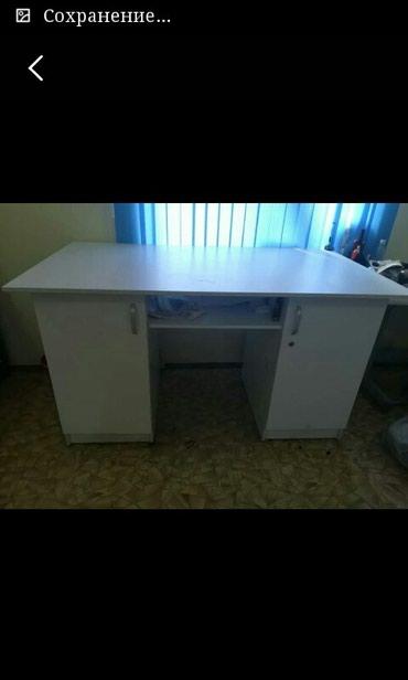 Продаю новый стол брали месяц назад в Бишкек