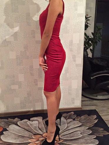 Надевала всего 1 раз платье сидит по фигуре 38 р 1000  с   в Бишкек