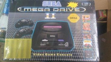 Отличный подарок ностальгирующий, новый, в упаковке. Sega в Ош